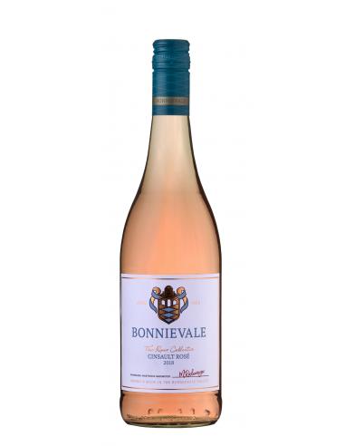 Rosé vin fra Bonnievale, Sydafrika. Vinen kommer fra Robertson distriktet øst for Cape Town.